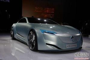 别克全新Riviera概念车发布 可无线充电