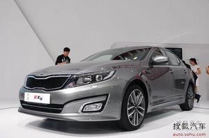 起亚新K5将于12月5日上市 增2.0T发动机!