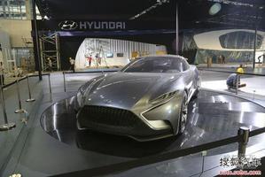 2013广州车展探营:现代概念车HND-9/i20