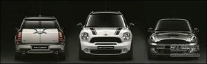 MINI三款新车国内上市 售价31.9-36.8万