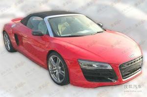 奥迪三款高性能新车型 将于10月24日上市