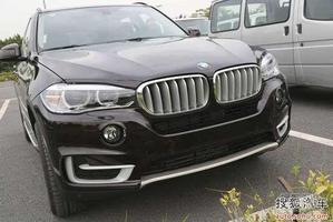 2013广州车展探营:全新宝马X5约售67.6万
