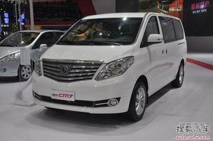 东风风行CM7将于2014年上市 预售16-20万