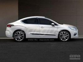 预计售价14万元左右 DS三厢轿车12月首发