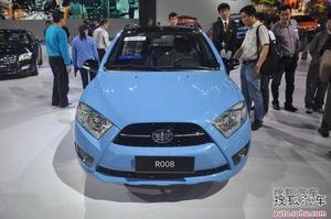天津一汽R008最快年底上市 预计5万起售