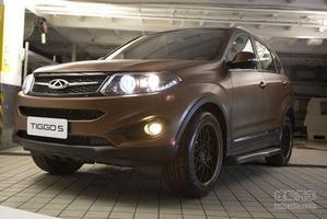 奇瑞瑞虎5/Geneva限量版 于广州车展首发