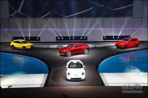 """2012年""""大众之夜"""" 七款重量级新车型亮相"""
