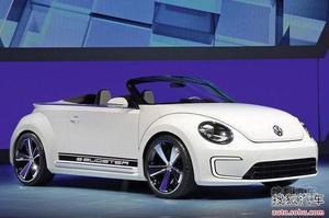 大众甲壳虫E-Bugster将首发 零排放跑车