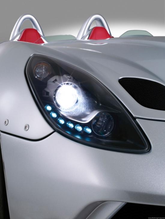 奔驰SLR改装