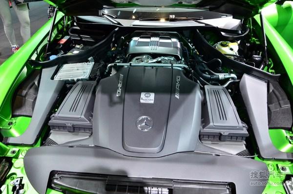 奔驰 AMG GT 实拍 底盘/动力 图片