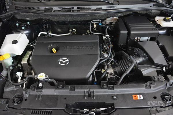 马自达 Mazda5 实拍 底盘/动力 图片