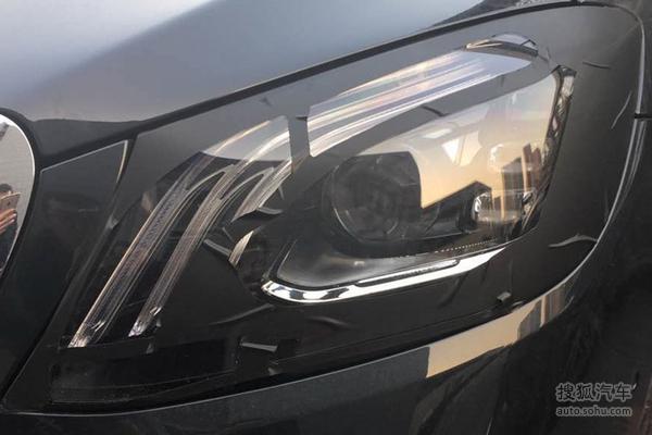 新款S级将上海车展亮相