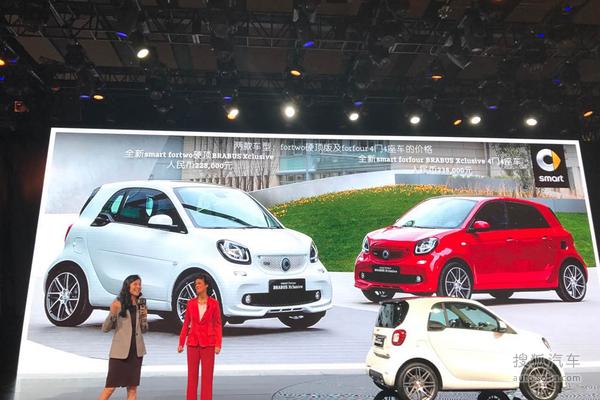 smart BRABUS两款新车上市