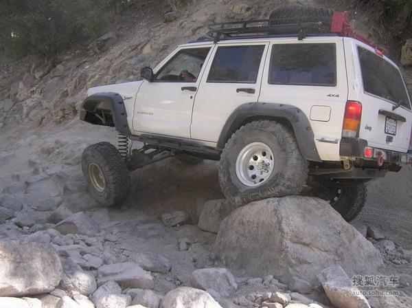 jeep切诺基改装
