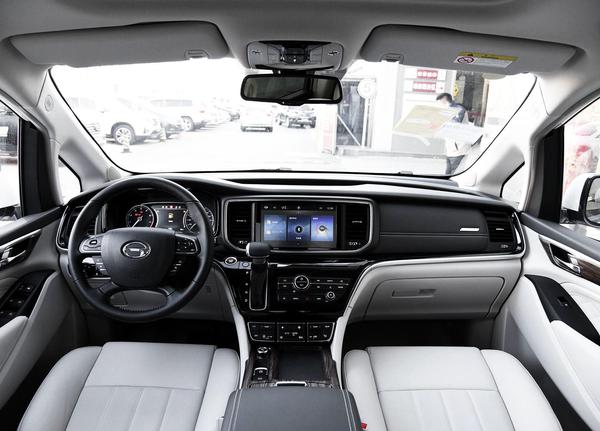 广汽传祺GM8配置信息曝光 将推4款车型