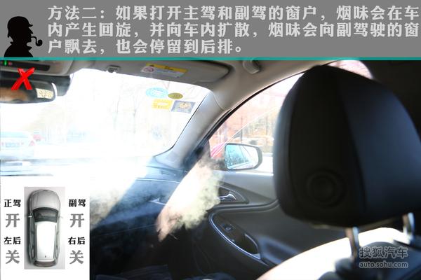 拒绝吸二手烟 驾驶员吸烟我们该如何应对