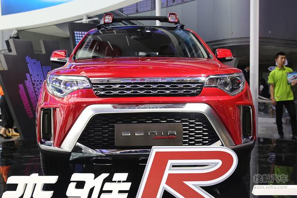 森雅R7特别版车型亮相