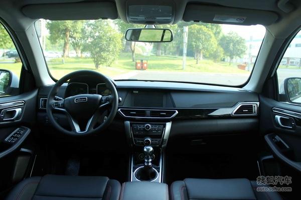 众泰新SUV预售8万 大迈X5或只推涡轮动力高清图片