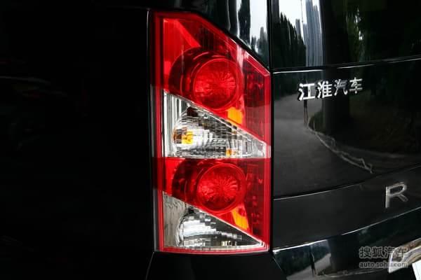 江淮瑞风瑞风i 2.5 手动标准型 7座柴油高清图片