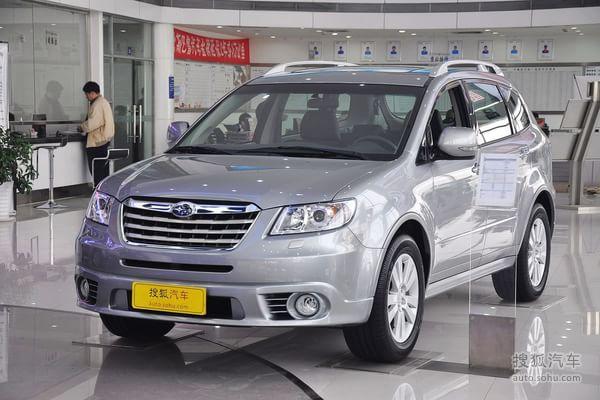 现款斯巴鲁驰鹏车型,将推出一款全新的7座SUV取代驰鹏车型-新XV