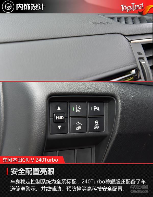 本田 CR-V 实拍 图解 图片