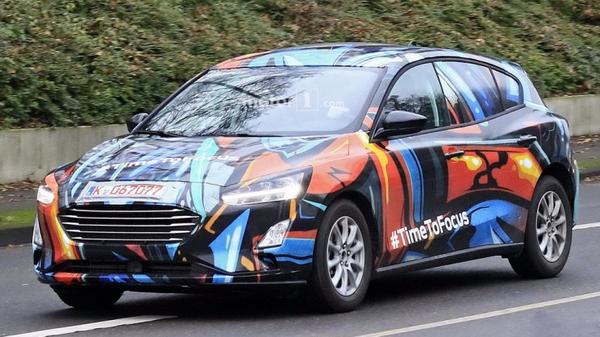 国产新福克斯北京车展亮相 10月正式上市