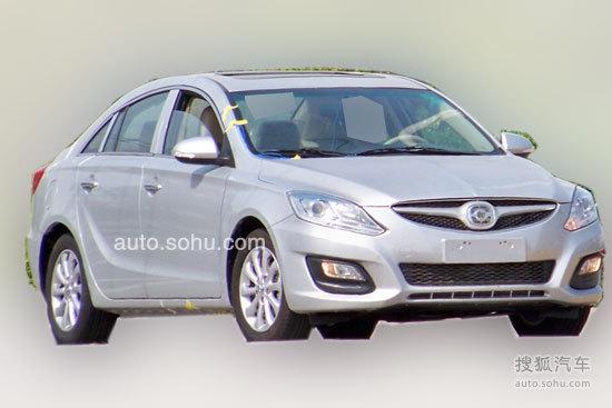 小型SUV 7座SUV 海马M6 海马新车型盘点高清图片
