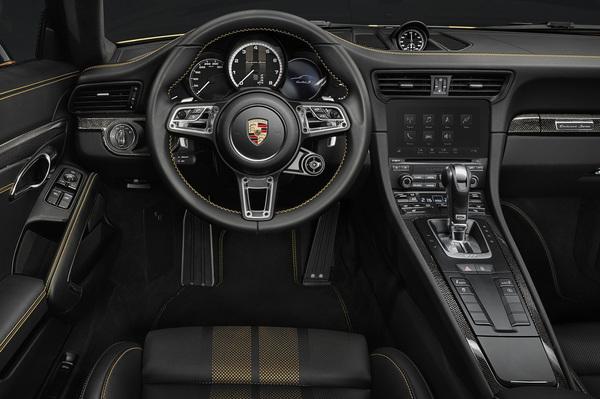2017成都车展:保时捷911特别版国内首发