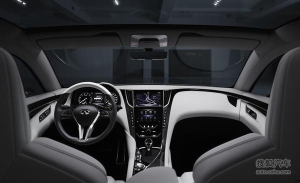 英菲尼迪q60概念车车展首发 或年内投产高清图片