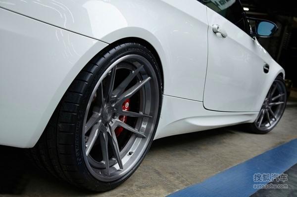 无所畏惧 鉴赏Prodrive改装版BMW E92 M3