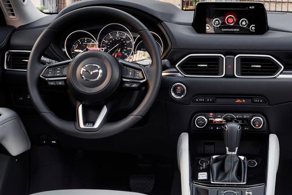 全新CX-5配置曝光 8款车型/9月21日上市