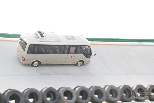 新能源客车宇通E7初体验