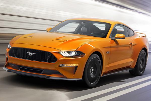 福特 Mustang 壁纸 官方 图片