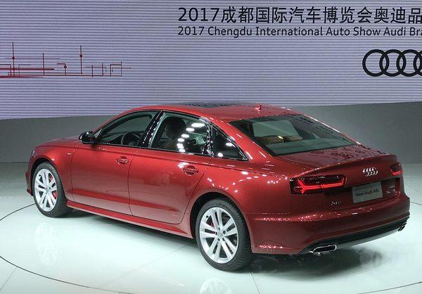新款奥迪A6系列售40.60万起