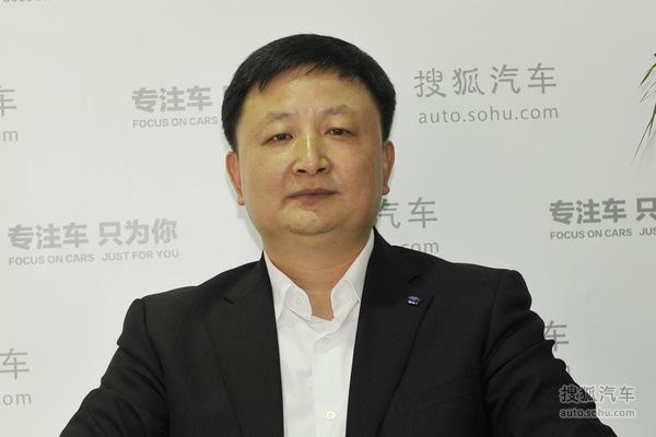 长安汽车股份有限公司副总裁 龚兵