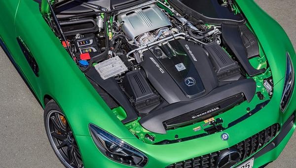 奔驰AMG 50周年庆典 年内引入11款新车
