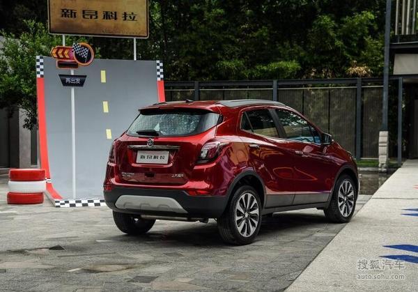 新款昂科拉将于6月18日正式上市 推5款车型