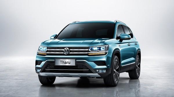上汽大众全新SUV英文定名Tharu 预计年内上