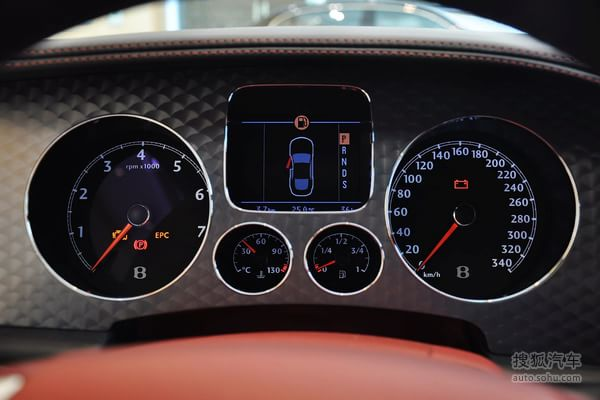 宾利飞驰6.0空气流量计电路图
