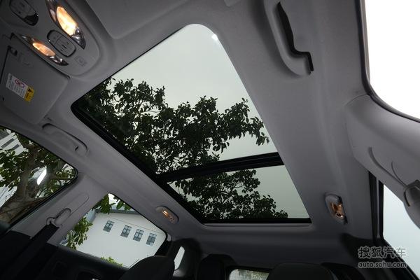 Jeep 指南者 实拍 内饰 图片