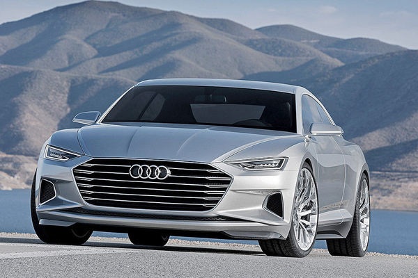 【Prolonge概念车】   动力方面,国外媒体称新车将提供一台W12发动机,最大功率447kW(608PS),峰值扭矩900牛米。而此前奥迪相关技术负责人Ulrich Hackenberg证实新车将采用电子涡轮增压系统,预计新一代奥迪A8还会推出插电混动版本,而新车长轴距版本A8L也有望同期发布。