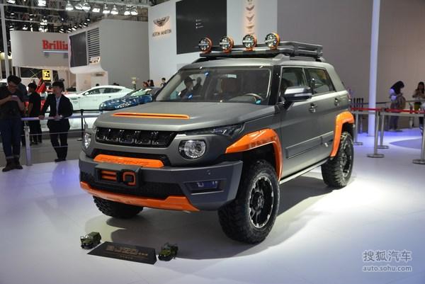 【图】预计售8-12万元 北汽bj20或9月上市-搜狐汽车