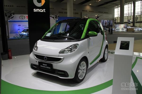 smart fortwo电动 实拍 其它 图片