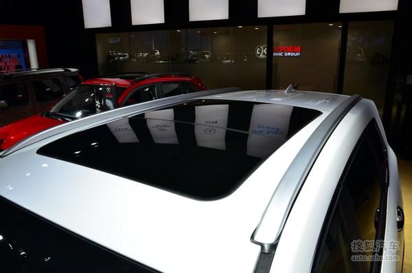 北汽幻速 S7 实拍 其它 图片