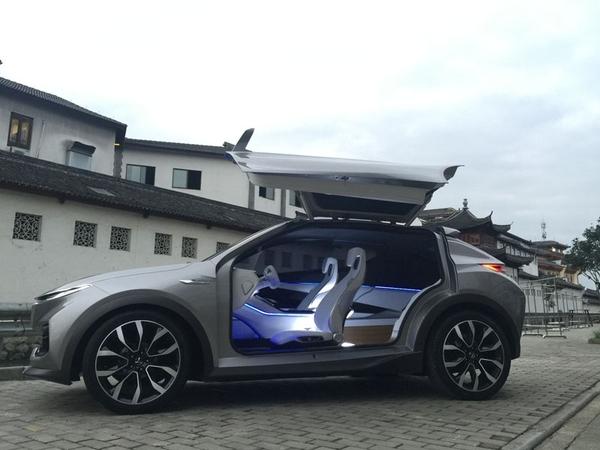 合众汽车获得第十三张新能源生产资质