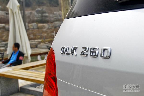 奔驰 GLK级 实拍 图解 图片