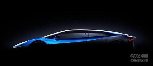 Elextra发布电动超跑计划