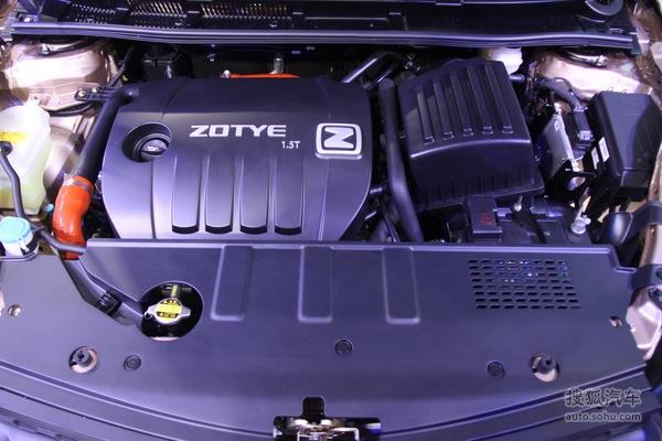 众泰 Z500 实拍 其它 图片