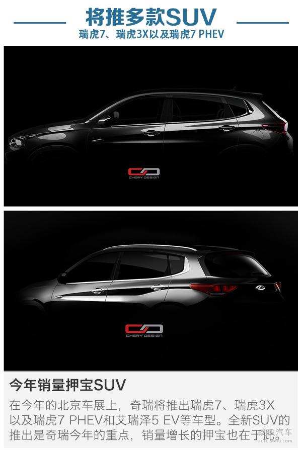 奇瑞汽车Q1销量分析