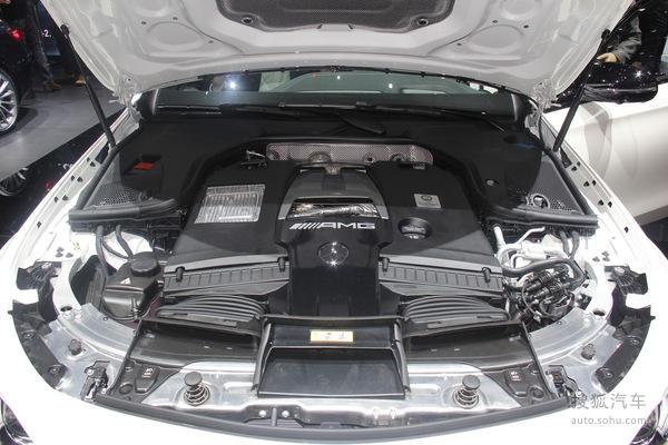 奔驰 E级AMG 实拍 其它 图片